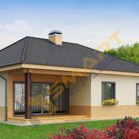 110 metrekare_villa_modeli
