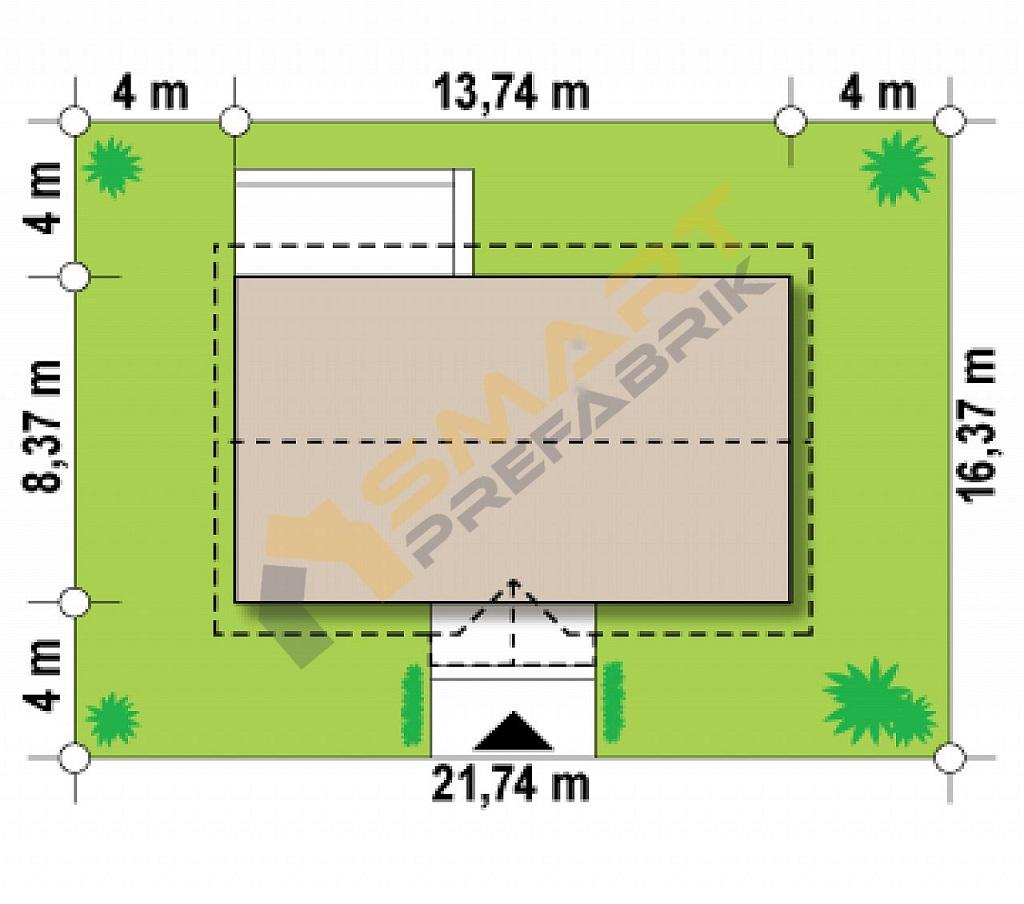 92,7metrekarevilla_modeli_yerlesim