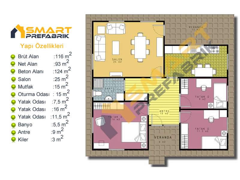 116_metrekare_villa_modeli